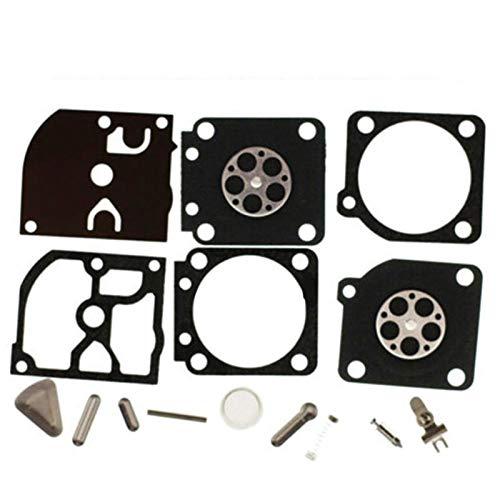 Super1Six Carburador Kit de reparación for Homelite 650 750 FP100 Walbro K10-WB Carburador de Repuesto for Herramientas de jardín Poulan/Weedeater/Ryobi (Color : B)