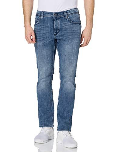 MUSTANG Herren Washington Jeans, Mittelblau, 32W / 30L
