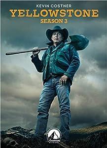 Yellowstone: Season Three (DVD)