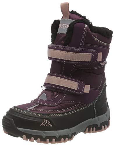 Kappa Unisex Kinder BONTE TEX Sneaker, 2621 Purple/rosé,31 EU