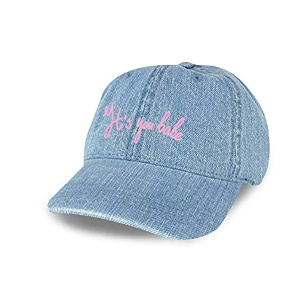 ディレイ騒乱インキュバス[カミラ?カベロ] Camila Cabello オフィシャル グッズ デニム キャップ 帽子
