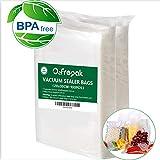 100 Sacs 20x30cm Sacs Sous Vide Alimentaire, Sans BPA et Approuvé par la FDA Sacs...