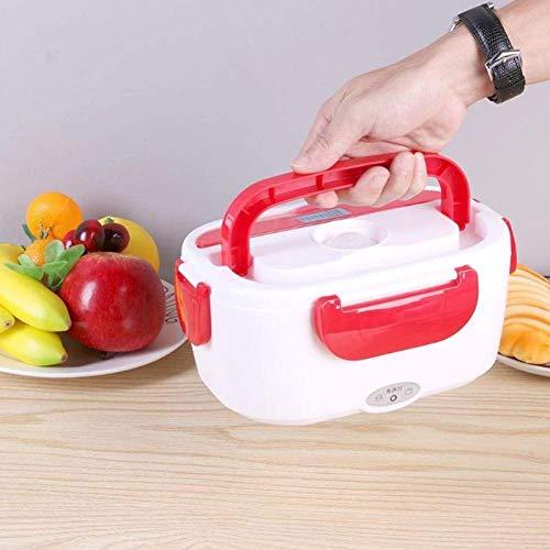 Leixin Koeltassen, 12 V, auto, draagbaar, lunchbox, lunchbox, lunchbox, multifunctioneel, levensmiddelenkwaliteit, blauw