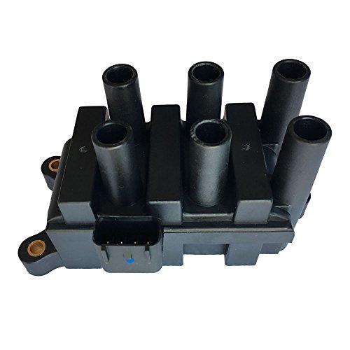 Motorhot Ignition Coil Cassette Pack fit for ford Mazda Mercury V6 2.5L 3.0L...