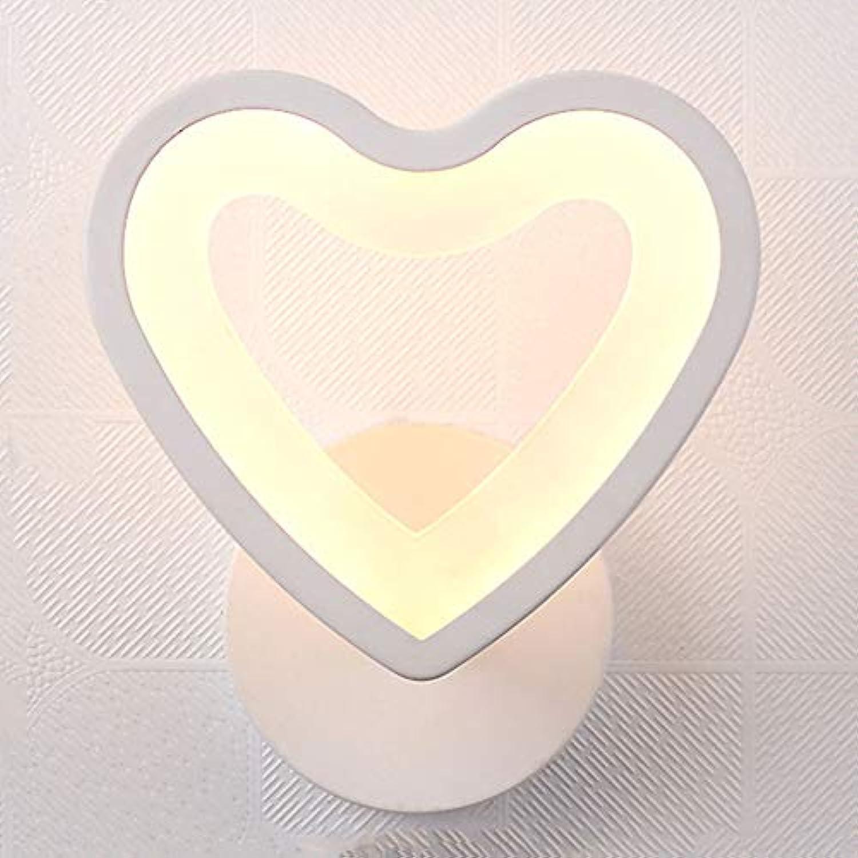 DRQ LED Moderne Eisen Wandleuchte Wohnzimmer Korridor Schlafzimmer Home Decoration Blatt Wandleuchte,B