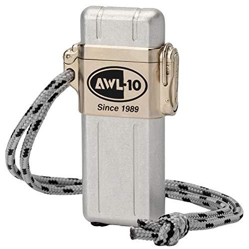 WINDMILL(ウインドミル) ライター シルバー AWL-10 ターボ 防水 耐風仕様 307-2019C