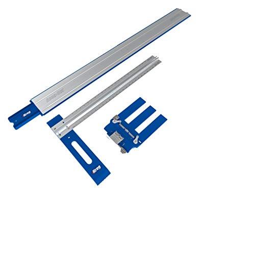 Kreg Rip Cut & Accu-Cut Combo - Circular Saw Guide Kit - Contains: Rip Cut...