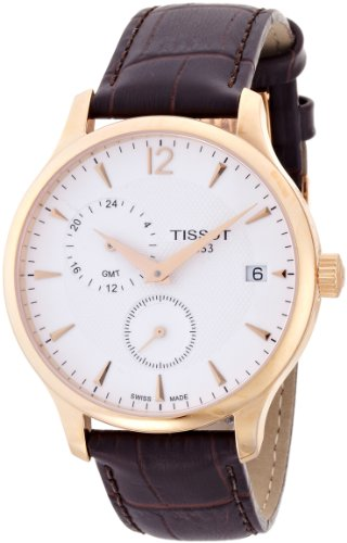 Tissot TISSOT Tradition GMT T063.639.36.037.00 Cronógrafo para Hombres