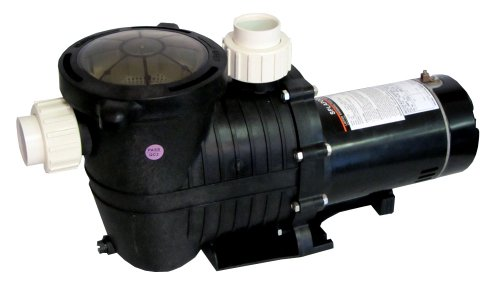 InGround 1.5 HP-230/115V High Performance Swimming Pool Pump with 1.5 inch Union Fittings