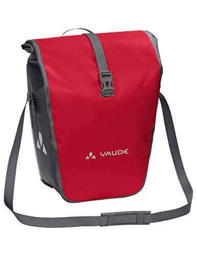 Vaude RT-Hinterradtaschen Aqua Back Single, Red, One Size, 12413