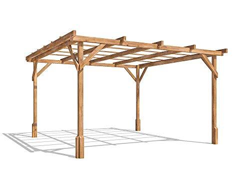 Dunster House Utopia Wooden Pergola Kit