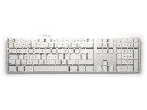 Matias Wired Aluminum Keyboard for Mac UK