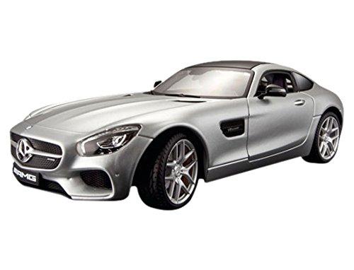 Bburago 15642023 – Mercedes-Benz AMG GT, Simple Jeu modèles
