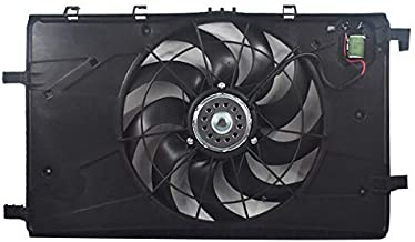 labwork Radiator AC Condenser Plastic Cooling Fan Fit for 2011-2016 Chevy Cruze 1.4L l4