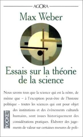 ESSAIS SUR THEORIE SCIENCE