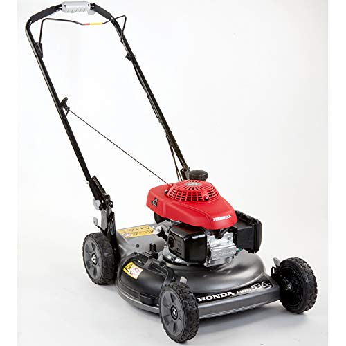 Honda Cortacésped Mulching y descarga lateral HRS536 C5