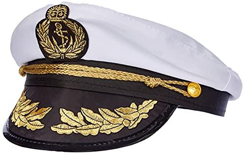 WIDMANN Sancto Sombrero de capitán de navío en un tamaño