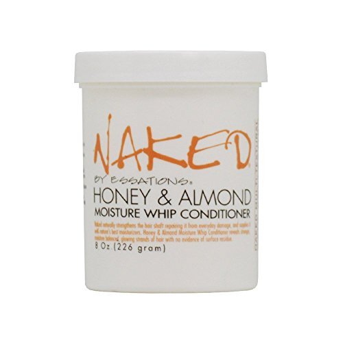 Price comparison product image Naked by Essations Honey-Almond Whip Conditioner,  8 Ounce