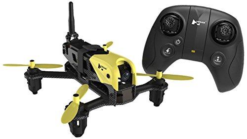 XciteRC 15030700 Hubsan X4 Storm Racing Drone FPV Quadrocopter-RTF-Drohne mit HD-Kamera, Akku, Ladegerät und Fernsteuerung