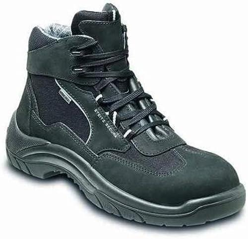 Steitz AL788 schwarz Goretex S2 - Stiefel (Größe 46, XXB), Farbe schwarz