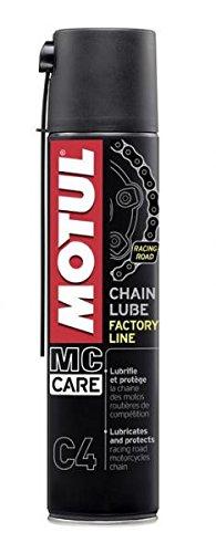 Motul58-Lubricante en espray para cadenas
