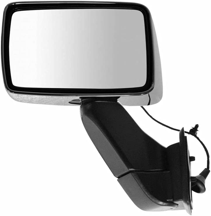 HAIHUA Mirror Power Chrome Driver Side Spasm price 06-07 Left Adv Gorgeous H3 for LH
