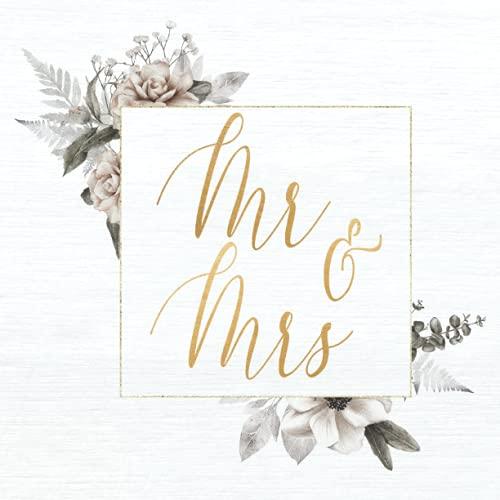 Libro de firmas bodas - Guest book: Libro de invitados personalizado para...