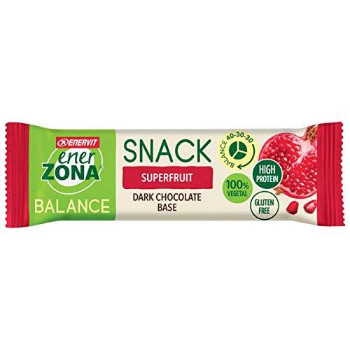 Enerzona Snack 40-30-30 Confezione da 30 Barrette Gusto...