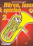 Ascolta, lettura e gioco – Scuola per corno tenore / eufonio in B TC Band 2 (con CD audio) – Produttore ISBN 9789043109154 Baritone