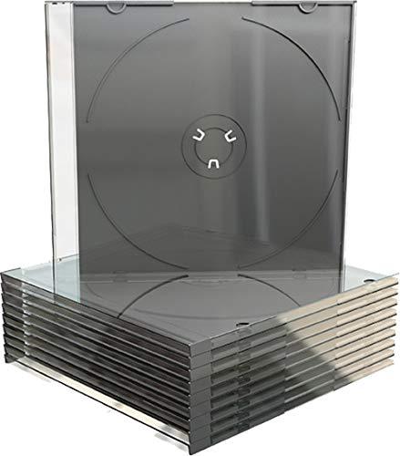 MediaRange BOX21 SlimCase CD-Leerbox (100-er Pack) schwarz