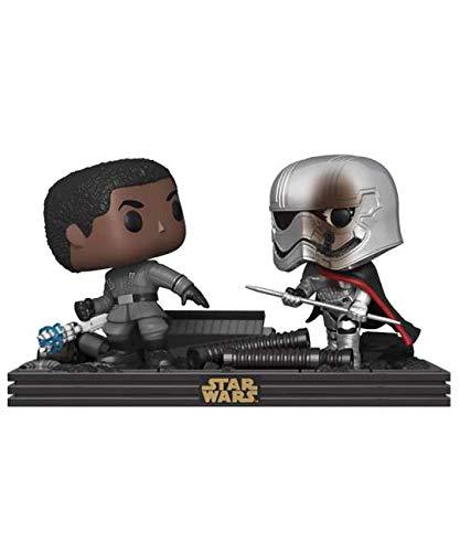 Funko Pop! Star Wars – Movie Moments – Rematch on The Supremacy #257 - Figura de vinilo de 10 cm realeased 2018
