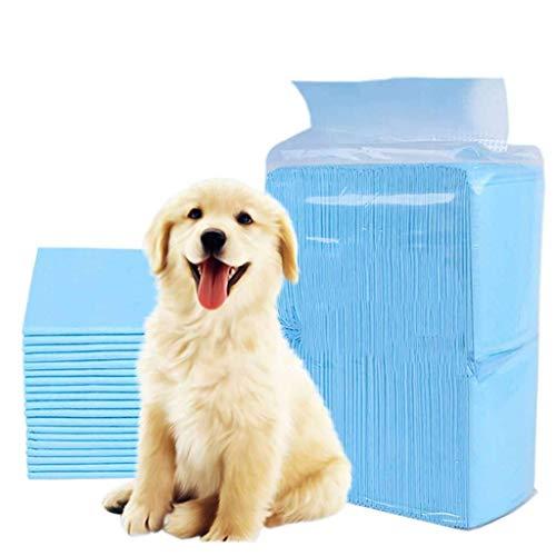 SONGYU Almohadillas de Entrenamiento para IR al baño, espesas para Cambiador de Mascotas Desodorante súper Absorbente