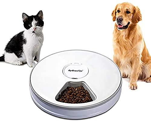 4pawslife Automatic Pet Food Dispenser