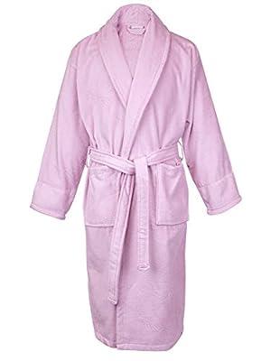 Bare Cotton 5000-0103-01 Women Terry Velour Shawl Robe