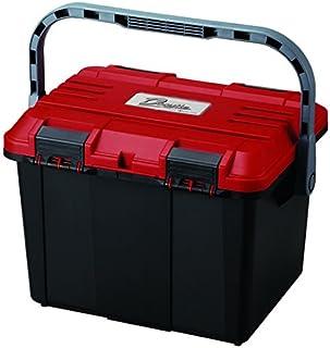 マーベル 工具・道具収納&丸のこ収納BOX レッド SE66011