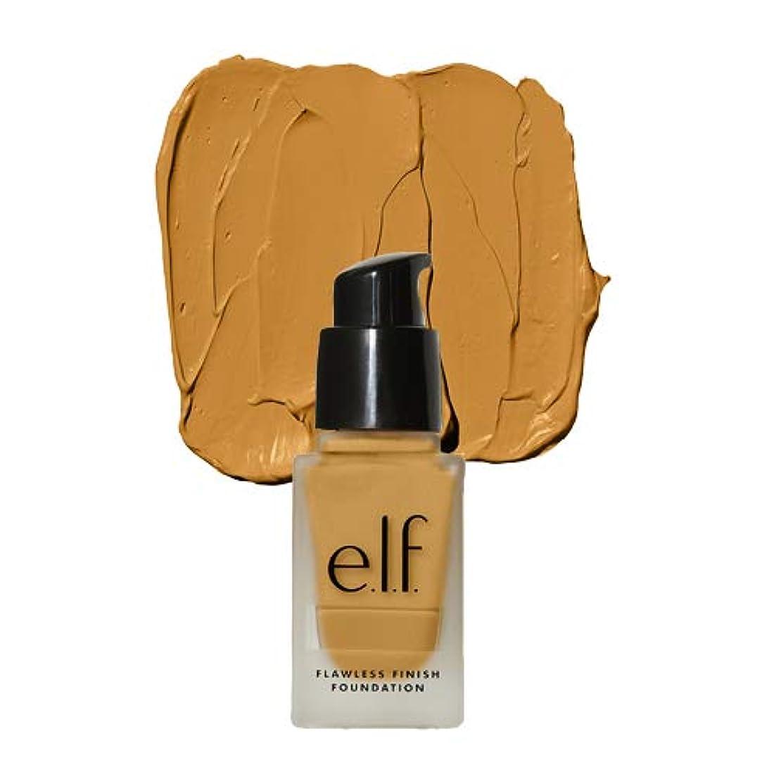 調停者変える前文e.l.f. Oil Free Flawless Finish Foundation - Almond (並行輸入品)