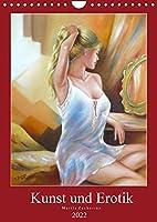 Kunst und Erotik 2022 (Wandkalender 2022 DIN A4 hoch): Erotik als die schoenere Schwester der Sexualitaet (Monatskalender, 14 Seiten )