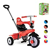 smarTrike Breeze Toddler Tricycle for 1,2,3 Year Olds -...