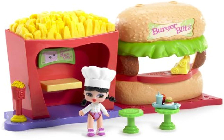 Venta en línea precio bajo descuento Itsy Bitsy Bitsy Bitsy Bratz Babyz Burger Blitz  Para tu estilo de juego a los precios más baratos.