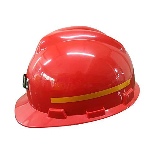 WFF Casco de construcción Casco de la Mina: Casco de Seguridad, Casco de minería, Casco de minero, Casco de protección de Trabajos de construcción, Casco de minería Laboral, Tapa de la lám