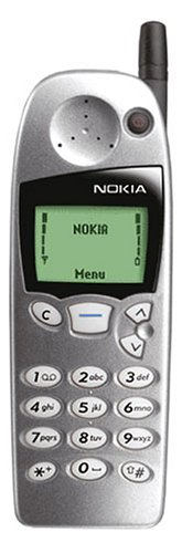 Nokia Xpress-on Cover Shark Silver 5110, 5130