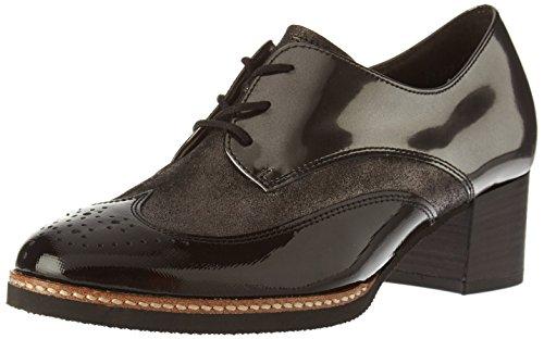 Gabor Shoes Damen Comfort Fashion Pumps, Grau (Anthr/SchwkSS/C), 38.5 EU