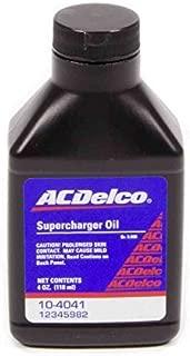 GM Parts 12345982 Supercharger Gear Oil