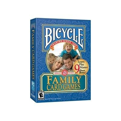 Bicycle Family Card Games