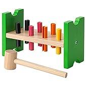 IKEA(イケア) MULA おもちゃ ハンマートイ, マルチカラー (50294892)