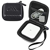 Casematix Portable Credit Card Reader Case Compatible with Square Contactless and Chip Reader, Cable