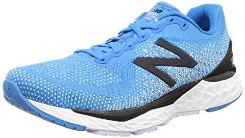 New Balance 880v10 - Zapatillas de Correr para Hombre, Azul (Visión Azul con Neo Mint), 45 EU