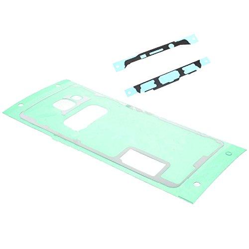 imponic kompatibel mit Samsung Galaxy A5 (2016) Kleber, Klebefolie Adhesive für Display Glas LCD & Rückseite