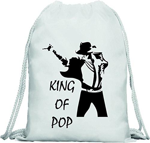 DrMugCollection Mochila Michael Jackson King of Pop