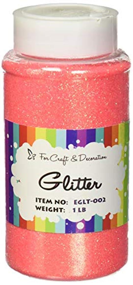 Homeford FNS000001180CRAL Fine Glitter Bottle, 6-1/4